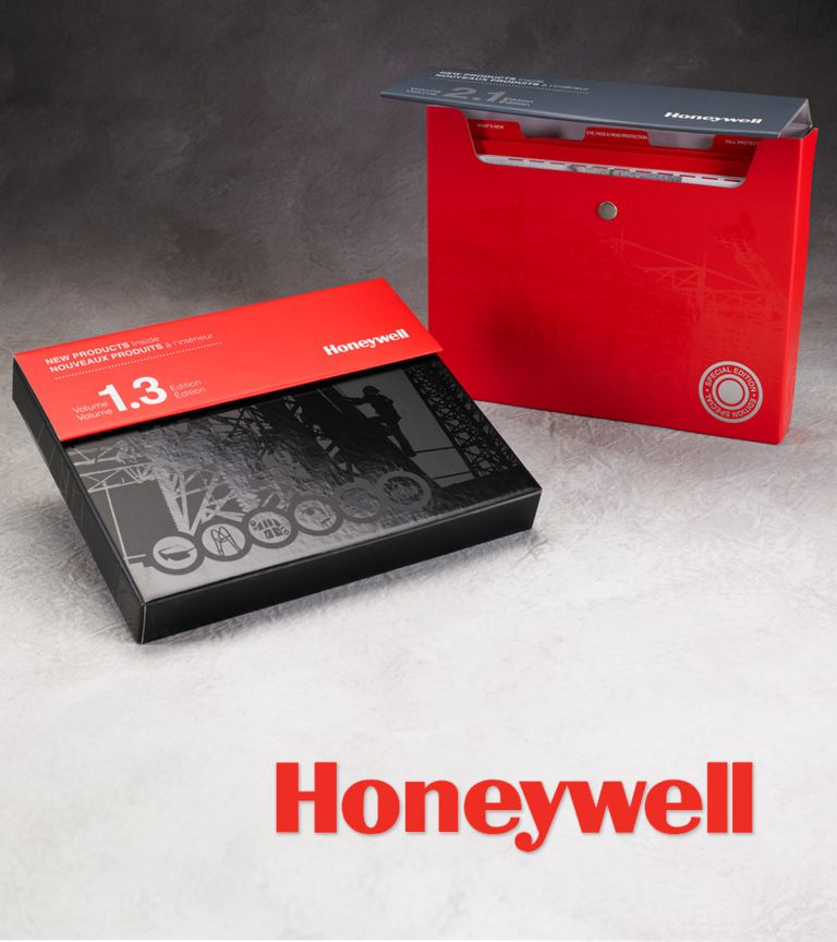Honeywell Corporation Sales Kit