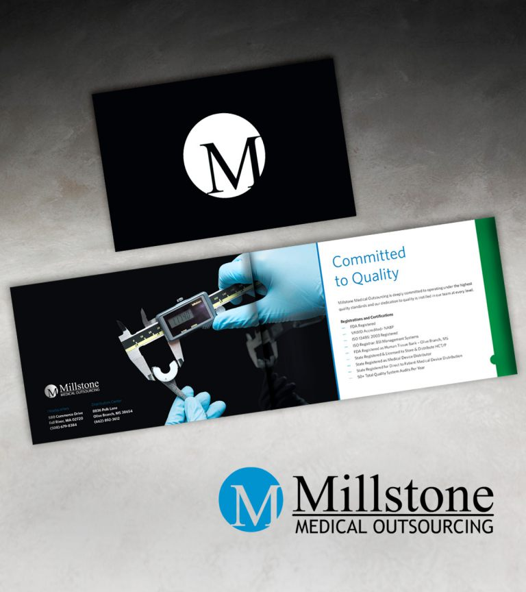 Millstone Medical Brochure