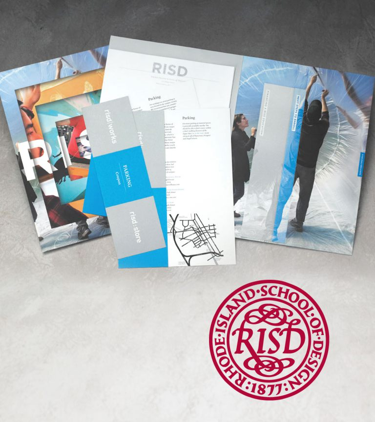 Rhode Island School of Design RISD Brochure