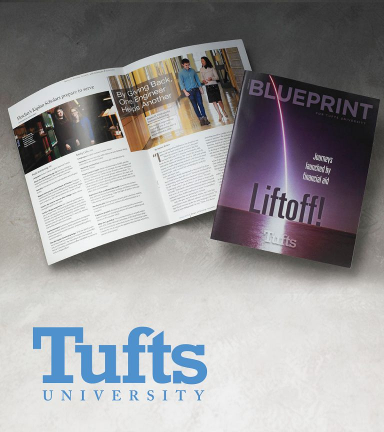 Tufts University Brochure