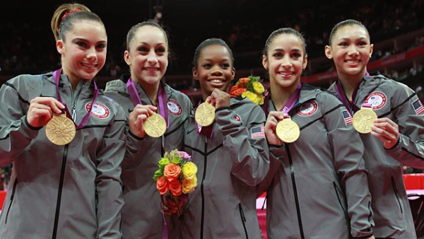 The U.S. Women's Gymnastic Team's Lessons for American Business