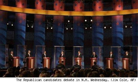 Save the Debates for Politics