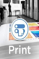 We Print.
