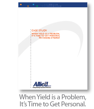 When Yield is a Problem