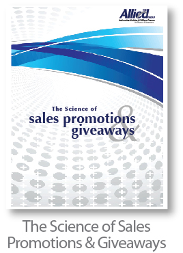 The Science of Sales Promotions and Giveaways