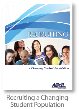 Recruiting A Changing Student Population